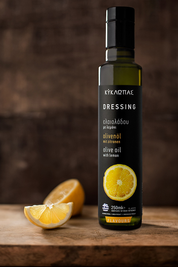 Dressing Lemon
