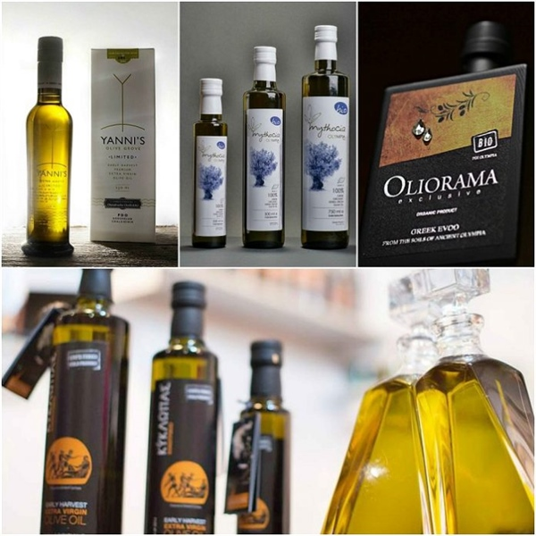 Countryside Magazine: Greek olive oils among the 100 most highly awarded in the world