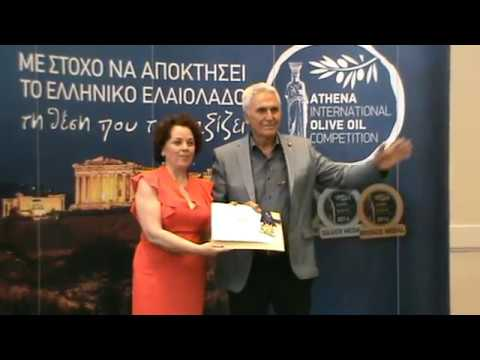 Kyklopas awarded at ATHENA 2018 (photos + video)