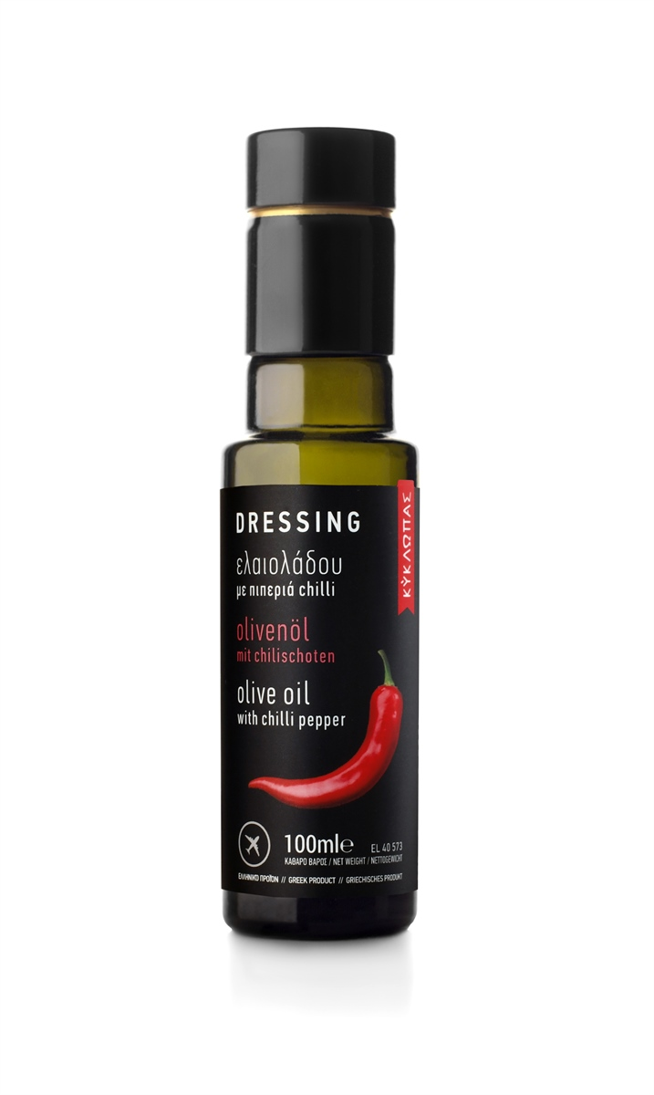 Dressing- hot chili 100ml