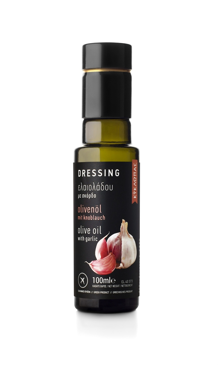 Dressing- garlic 100ml