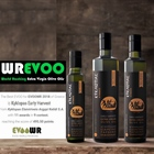 The highest ranking of any Greek olive oil ever in the EVOOWR!