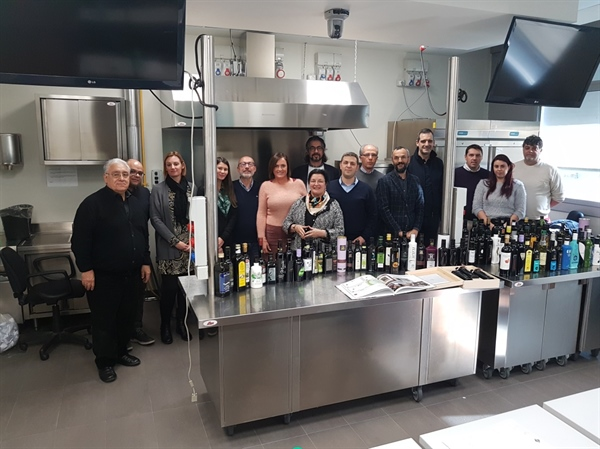 Monocultivar Olive Oil Competition 2019 results