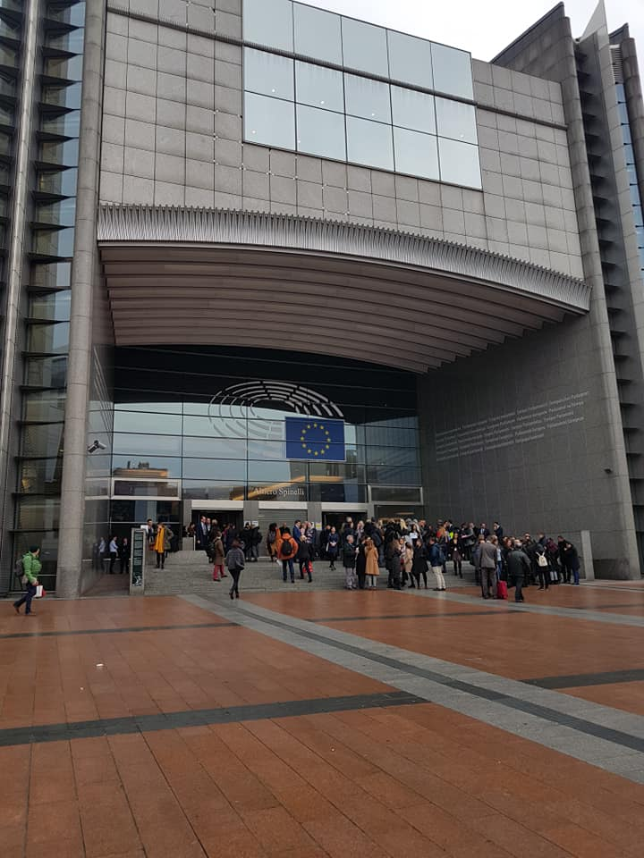 Brigade invited to the European Parliament to cook with products from Eastern Macedonia and Thrace!