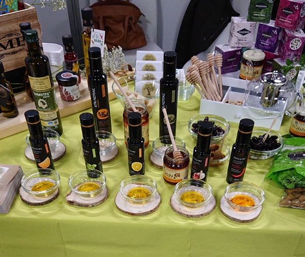Οur products at an expo in The Netherlands with a large exposure!