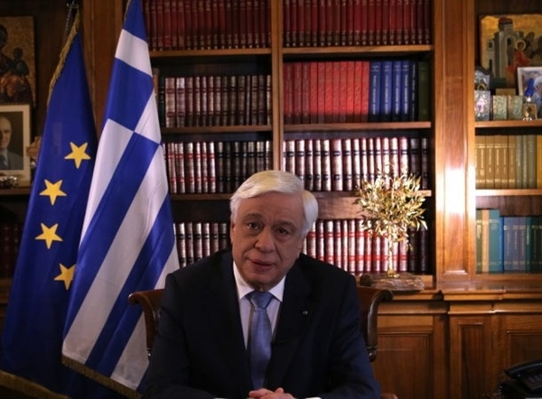 A Letter of Congratulations from the President of the Hellenic Republic to Kyklopas!