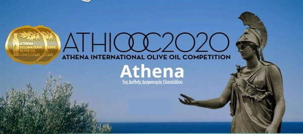 Athena Internation olive oil competition! Kyklopas best of Greece!