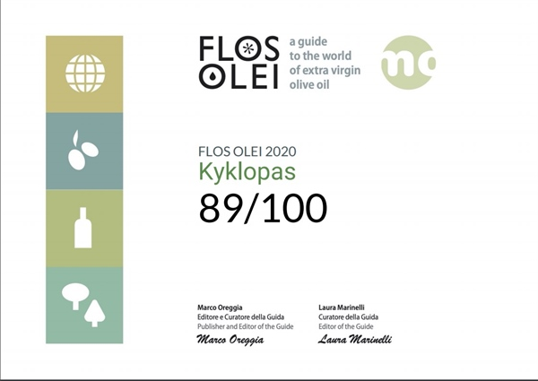 Flos olei catalogue 2021!