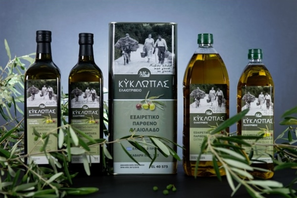 35 years of Kyklopas Olive Mill - now revamped!