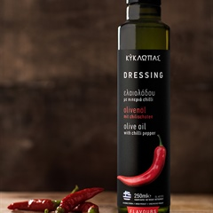 Dressing hot chili