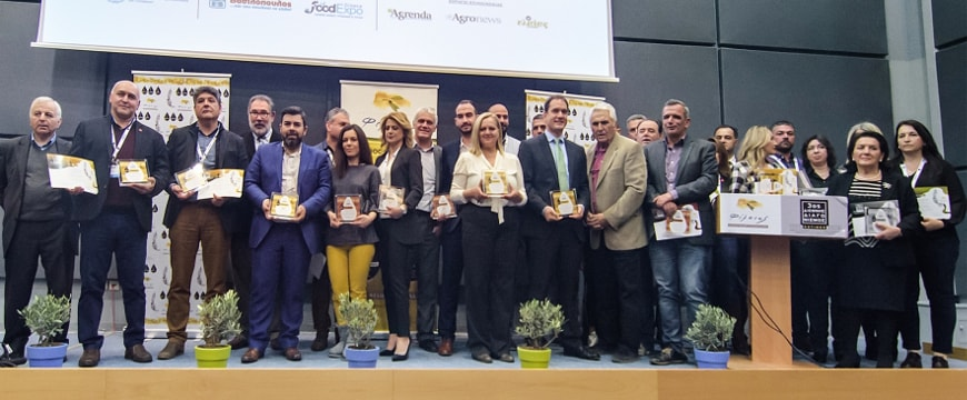 Top Olive Oil Brands Recognised At Food Expo Greece