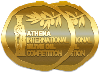 Athena IOOC ,  Double Gold 2020