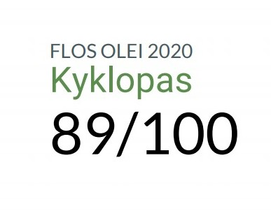 Flos Olei catalogue 2021